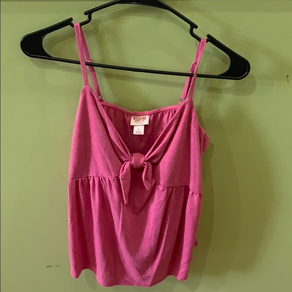 Mossimo Supply Co. Tops - Pink tank